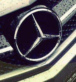 mercedes benz servicing